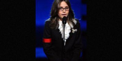 """Cuando el """"rey del pop"""" murió, Paris únicamente tenía 11 años. Foto:Getty Images"""