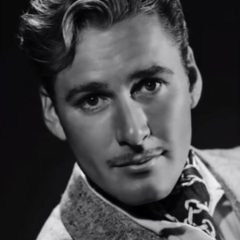 Errol Flynn Foto: YouTube/DanWarp