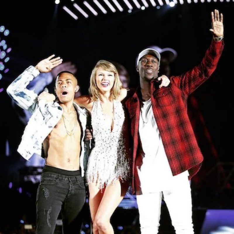 Nico and Vinz Foto: Instagram/TaylorSwift