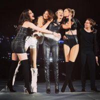 Hailee Steinfeld, Gigi Hadid, Lily Aldridge y Lena Dunham Foto:Instagram/TaylorSwift