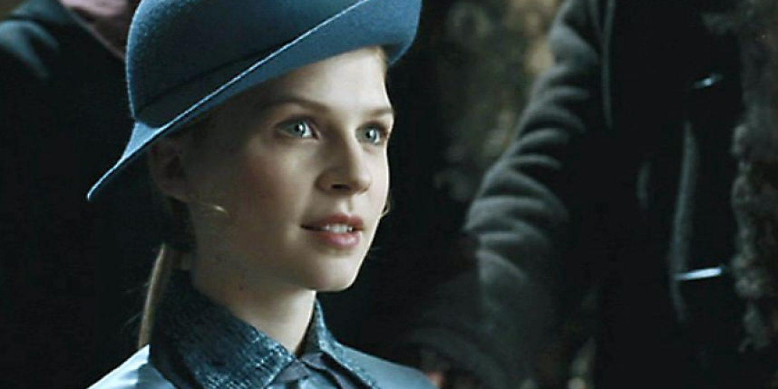 """También apareció en las dos últimas entregas de la saga de """"Harry Potter"""". Foto:vía facebook.com/harrypottermovie"""