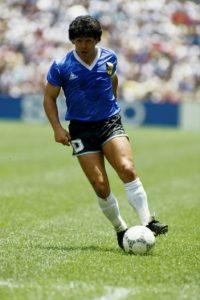Bin Nasser dio por válido el gol de Maradona con la mano pues aseguro que no vio esta acción. Después de México 1986, Bin Nasser no volvió a dirigir en algún torneo internacional de la FIFA. Foto:Getty Images