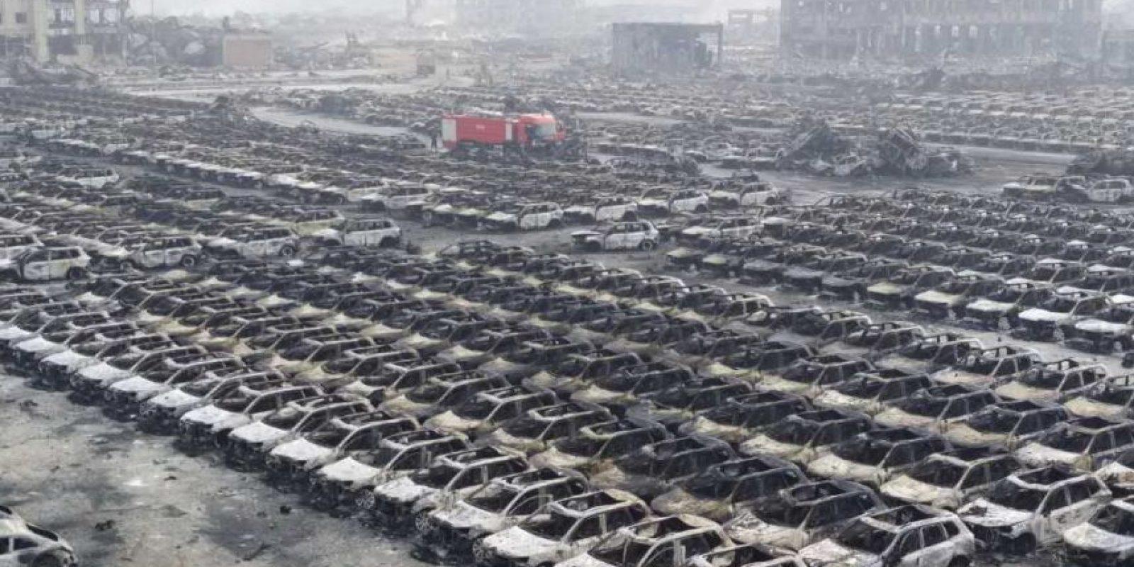 Empresas multinacionales como Toyota o John Deere suspendieron sus operaciones en la zona Foto:Getty Images