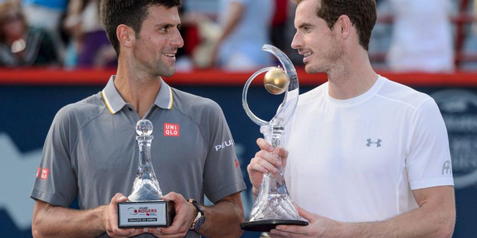 Pero continúa como el número uno del ranking de la ATP Foto:Getty Images