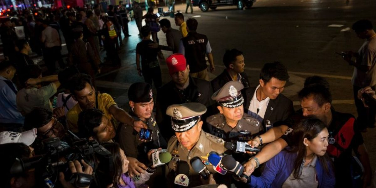 Video: Explosión en centro comercial deja al menos 15 muertos en Tailandia