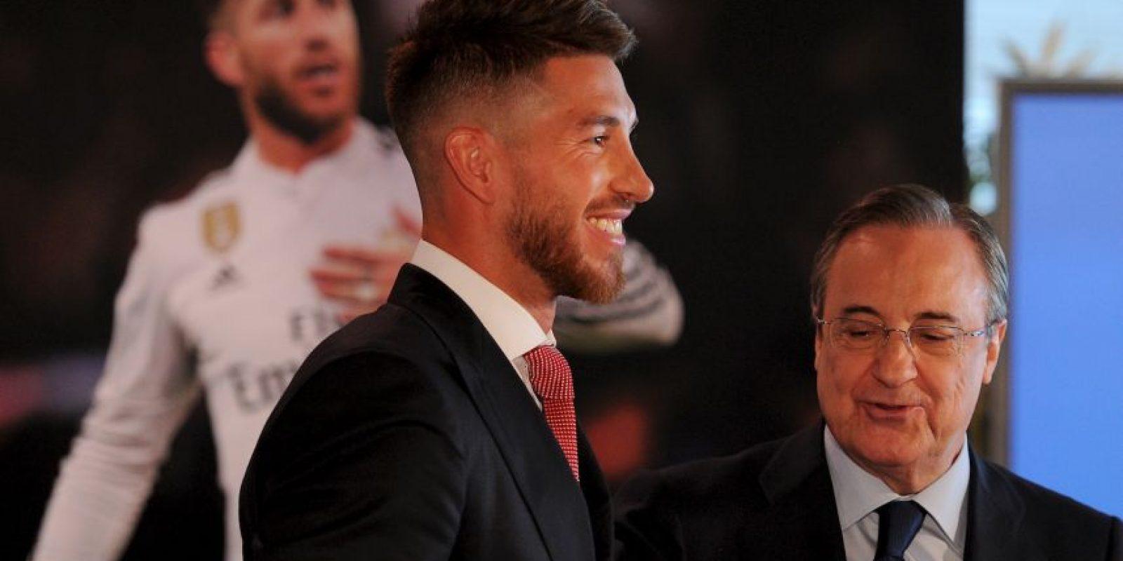 Estará unido al Real Madrid hasta el 2020 Foto:Getty Images