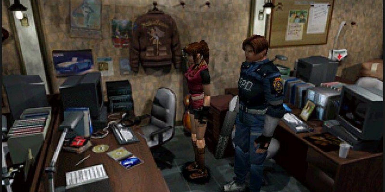 """También conocido como """"Biohazard"""", es una serie de videojuegos Foto:Capcom"""