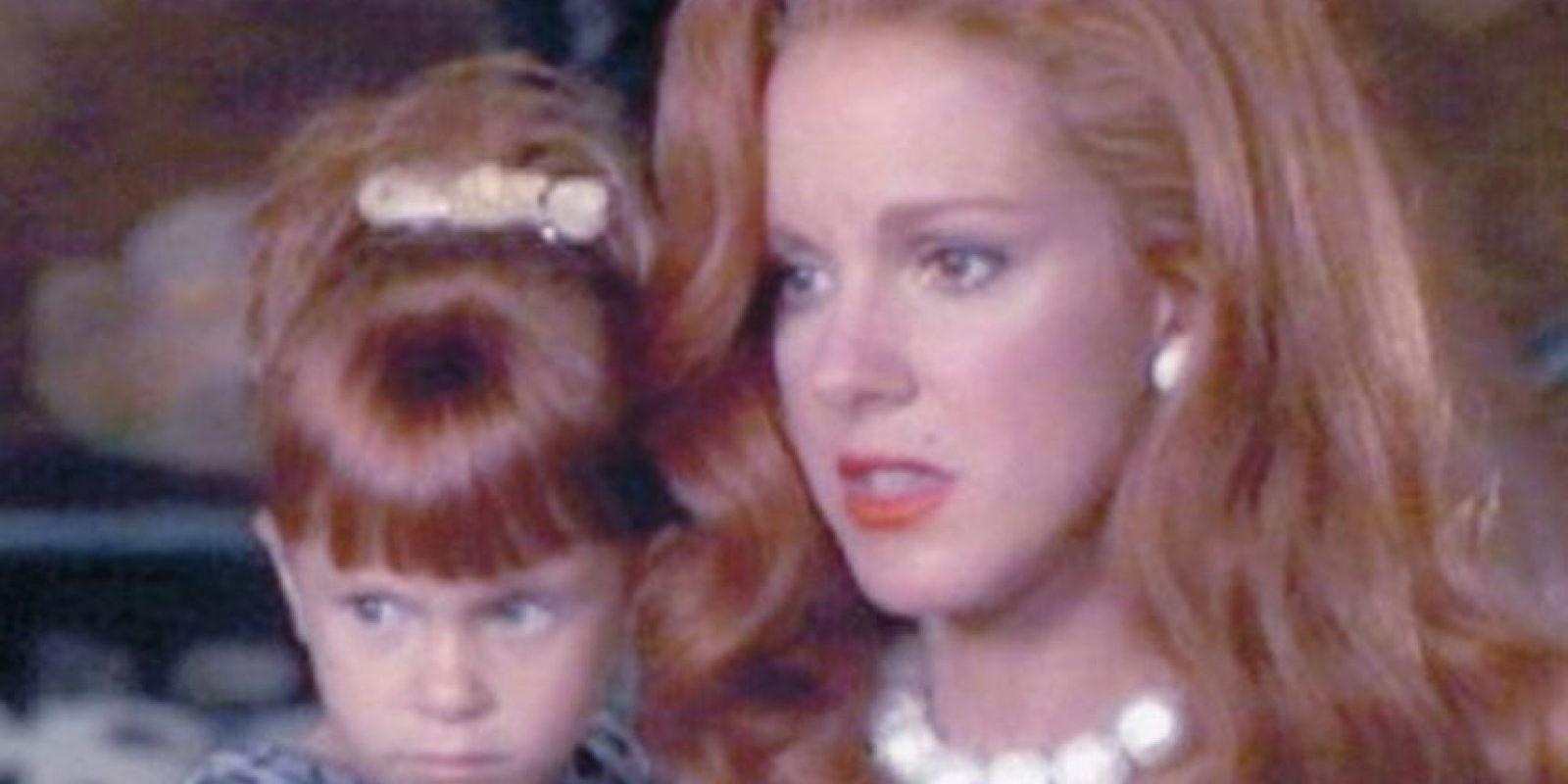 """""""Pebbles Picapiedra"""" fue interpretada por las gemelas Elaine y Melanie Silver. Foto:Universal"""
