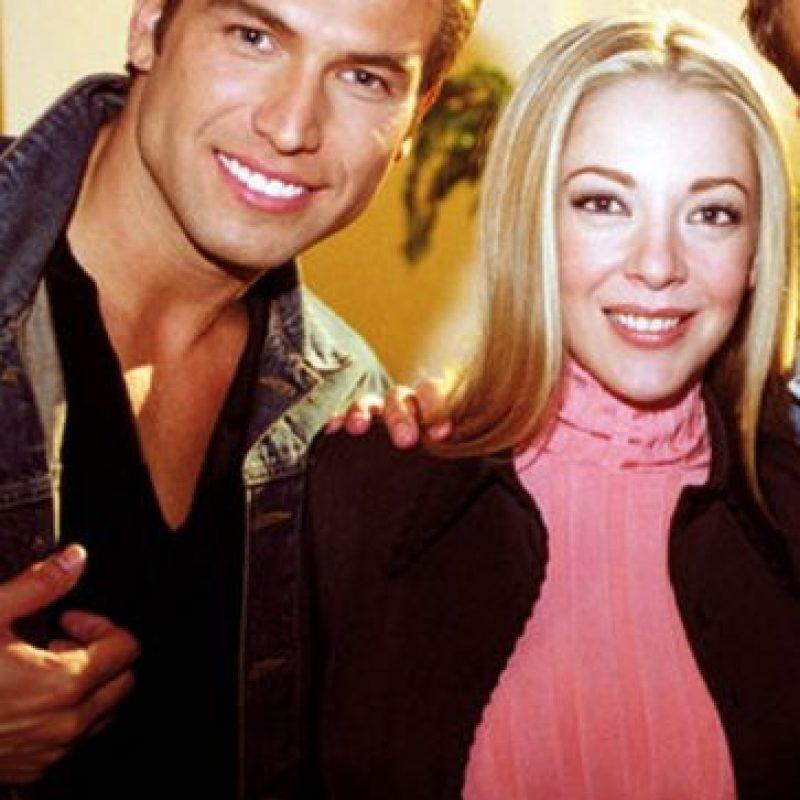 "En el 2002 trabajó junto a Edith González en ""Salomé"" Foto:Tumbrl"