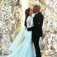 Kim Kardashian y Kanye West gastaron 120 millones de dólares Foto:Vía Instagram/kimkardashian