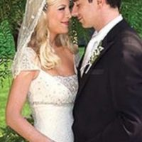 Tori Spelling y Charlie Shanian gastaron un millón. Foto:Vía bodarossa.com