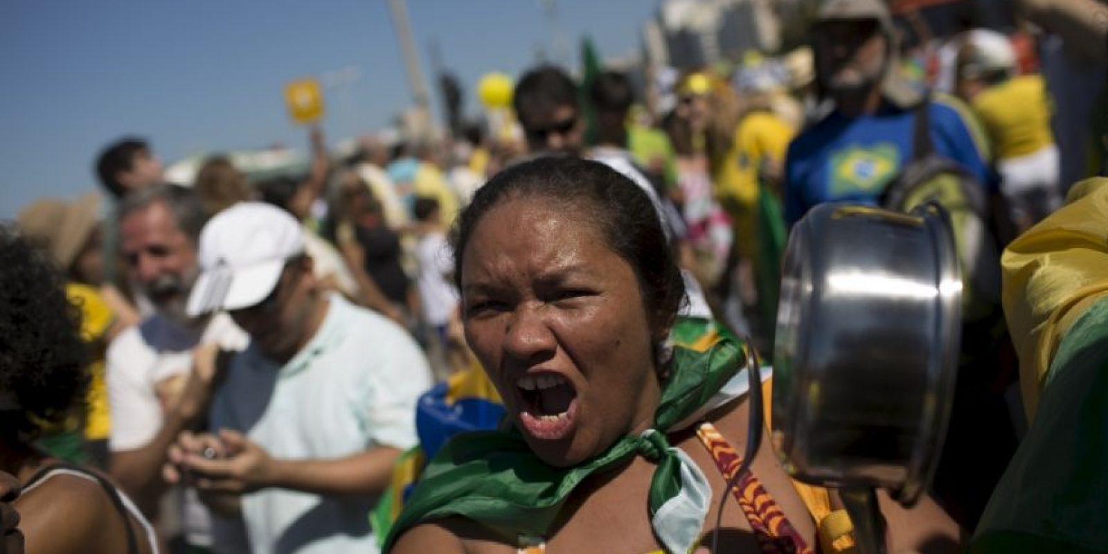 8. Según el portal Infobae, tuvo reconocimiento en 2007 con el caso Banestado (Banco del Estado de Paraná). Foto:AP