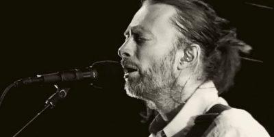 """En 2013, Thom Yorke decidió sacar toda su música de los servicios de """"streaming"""". Foto:Wikicommons"""