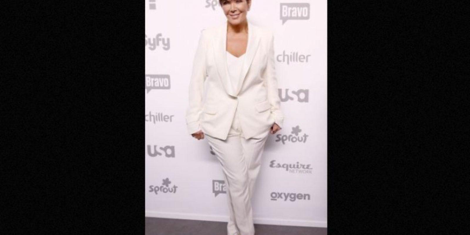 Tras su divorcio, Kris Jenner sufió un shock emocional. Foto:Getty Images