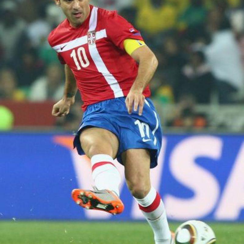 9. Dejan Stankovic Foto:Getty Images