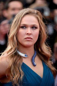 """Ahora, se planea una pelea entre Ronda y Cris Cyborg, luchadora de """"Invicta FC"""" que podría arrebatarle el invicto a Rousey. Foto:Getty Images"""