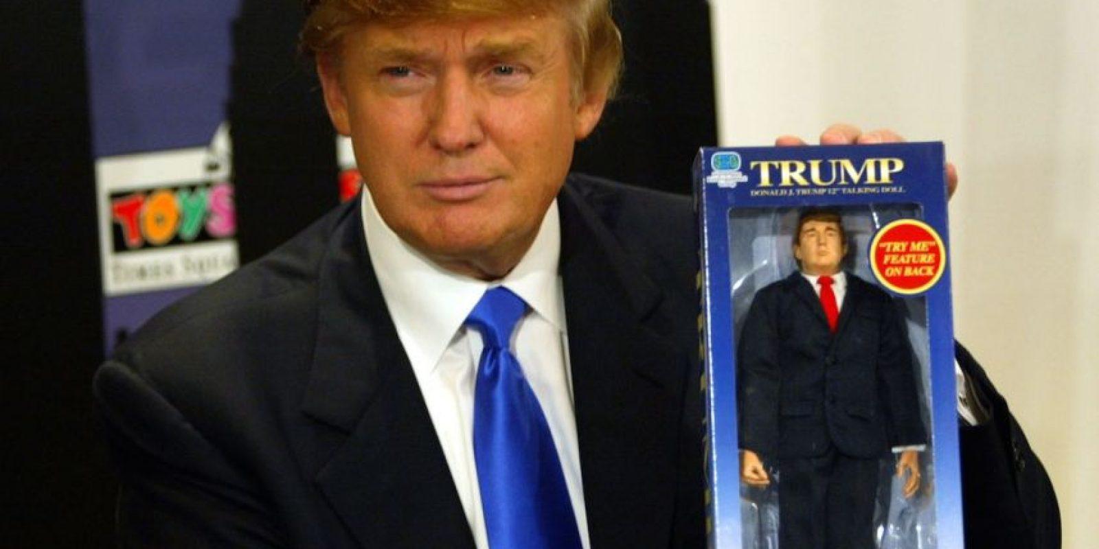 """Este sostuvo a """"CNN"""" que deportará a los 11 millones de migrantes que actualmente están en Estados Unidos sin un estatus legal. """"Los políticos no van a encontrarlos porque no tienen ni idea. Nosotros vamos a encontrarlos y los correremos"""", aseguró. Foto:Getty Images"""
