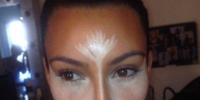Y también inició a Kim Kardashian. Foto:vía Instagram