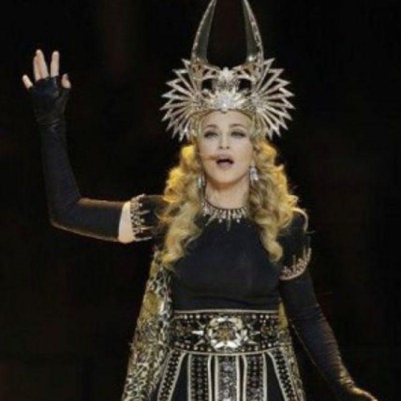 """Madonna es otra que """"vendió su alma"""". Foto:vía Getty Images"""