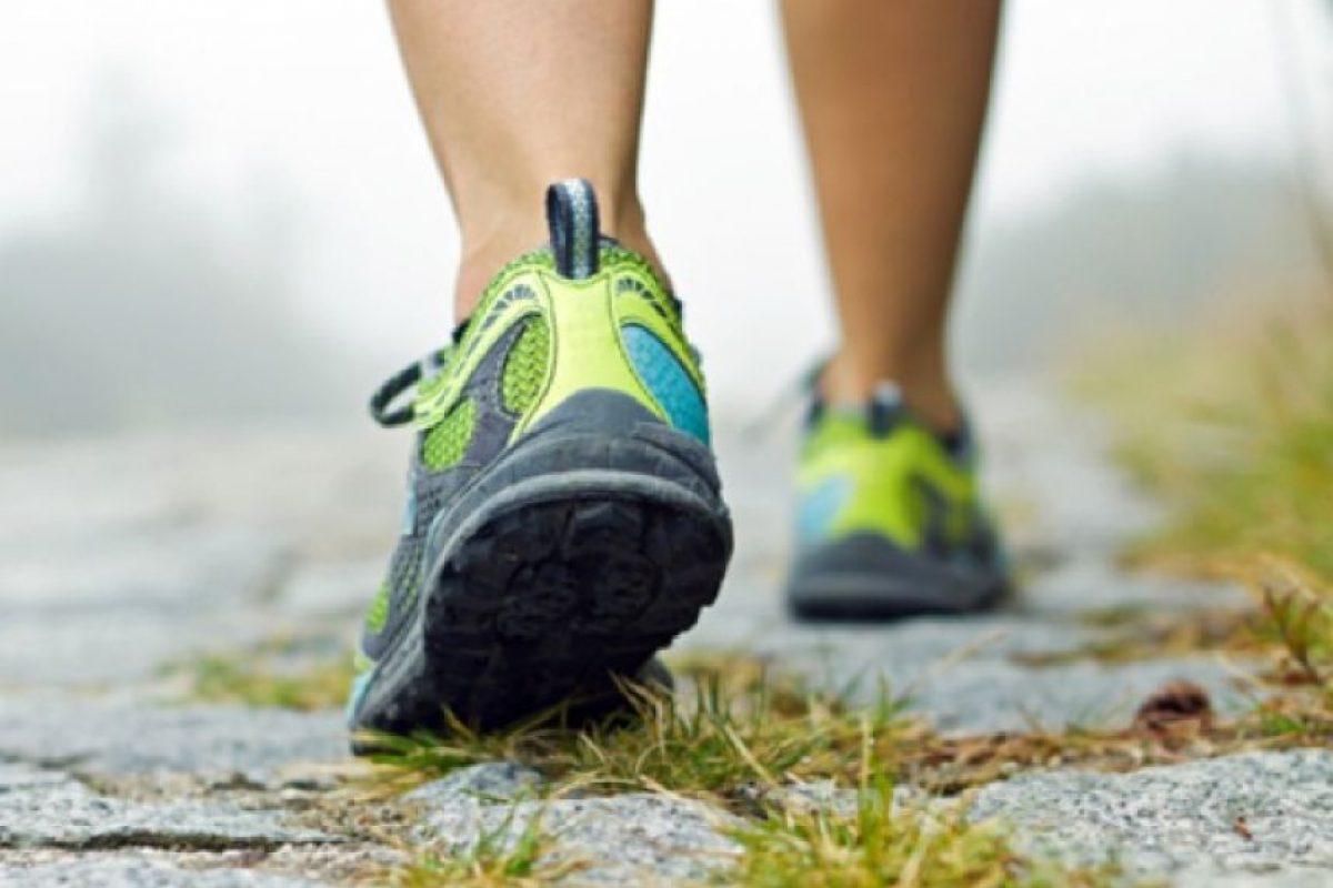 Un podómetro es el ideal para esta actividad. Foto:Pixabay