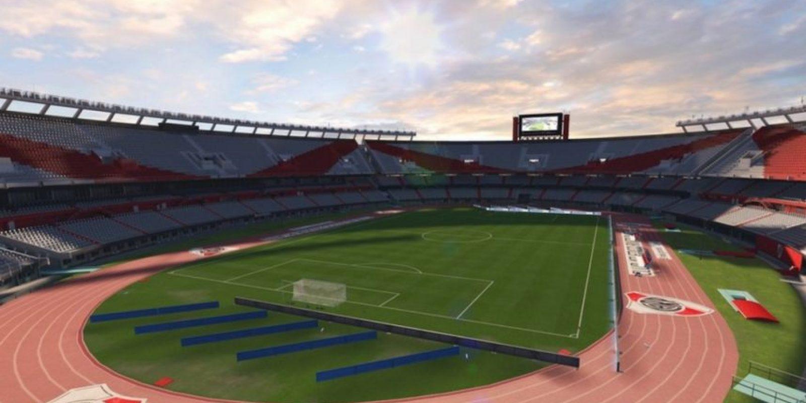El Monumental (Club Atlético River Plate, Argentine Primera División) Foto:EA Sports