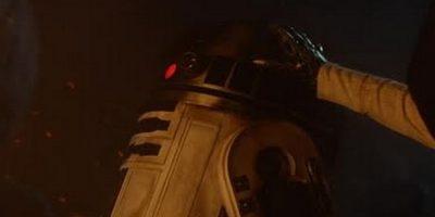 R2D2 y Luke Foto:Lucasfilm