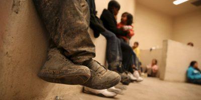 """""""La administración de Obama liberó a 76 mil """"aliens"""" (nombre con el que se le llama a los migrantes) de custodia desde el año 2013. Todos los """"aliens"""" criminales deben regresar a sus países"""". Foto:Getty Images"""