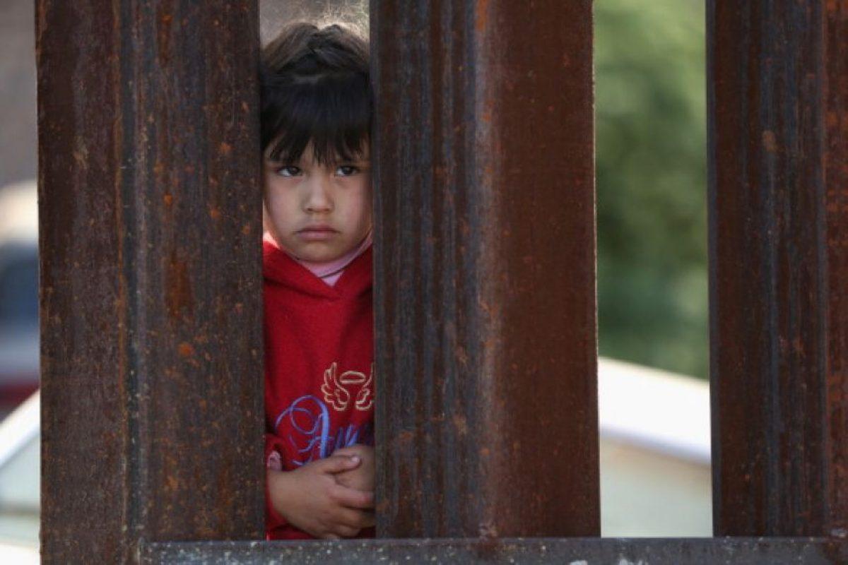 """""""La Reforma Migratoria que hará que América se convierta de nuevo en una gran nación"""", es el nombre de su primer texto político, publicado a través de su sitio web. Foto:Getty Images"""