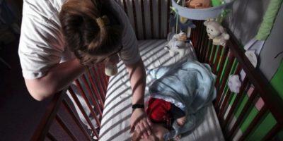 2. Niño de tres años dispara a su padre y a su madre embarazada Foto:Getty Images