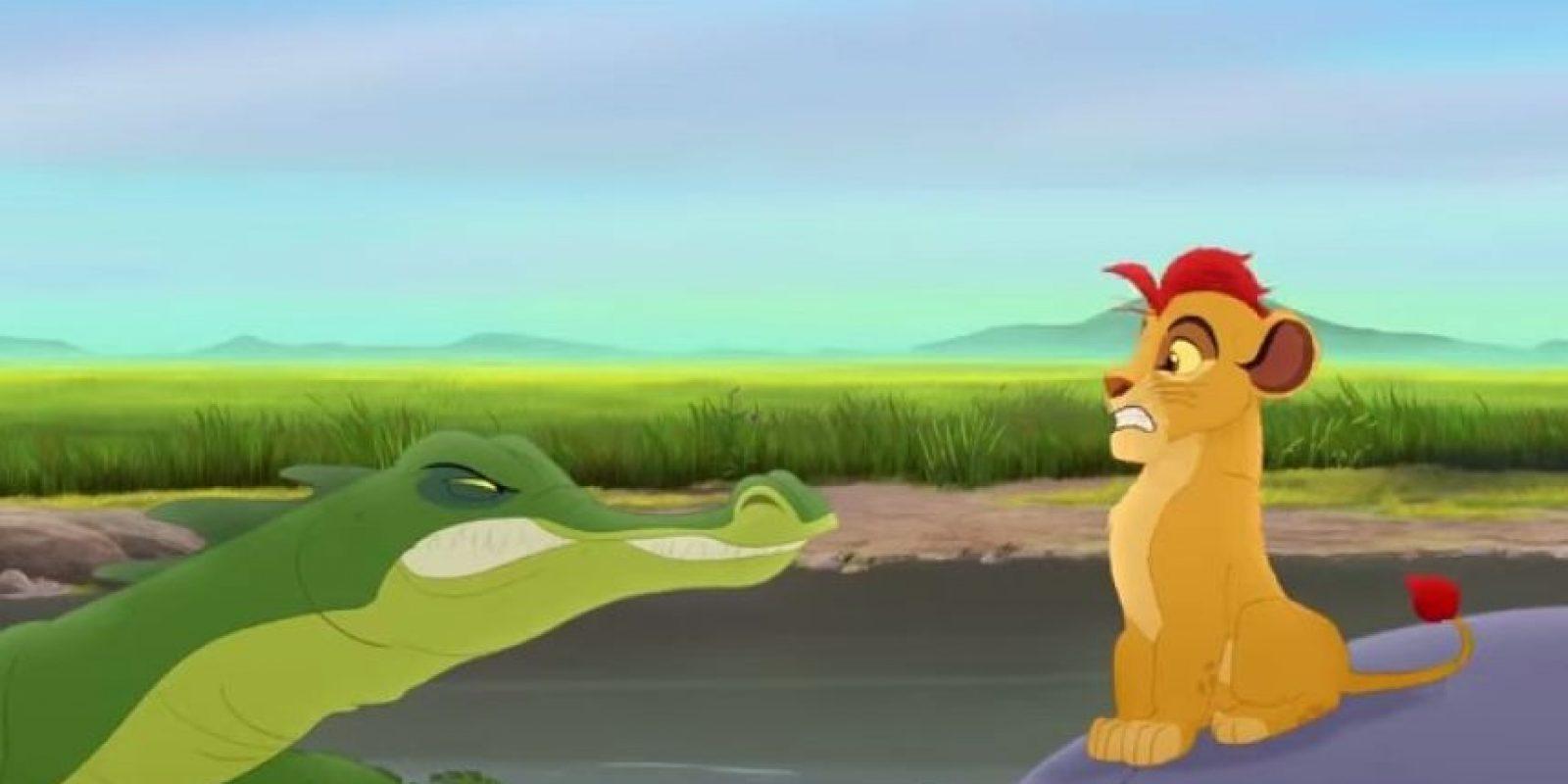 """""""The Lion Guard: Return of the Roar"""" es una película para la televisión Foto:YouTube/disneychannel"""