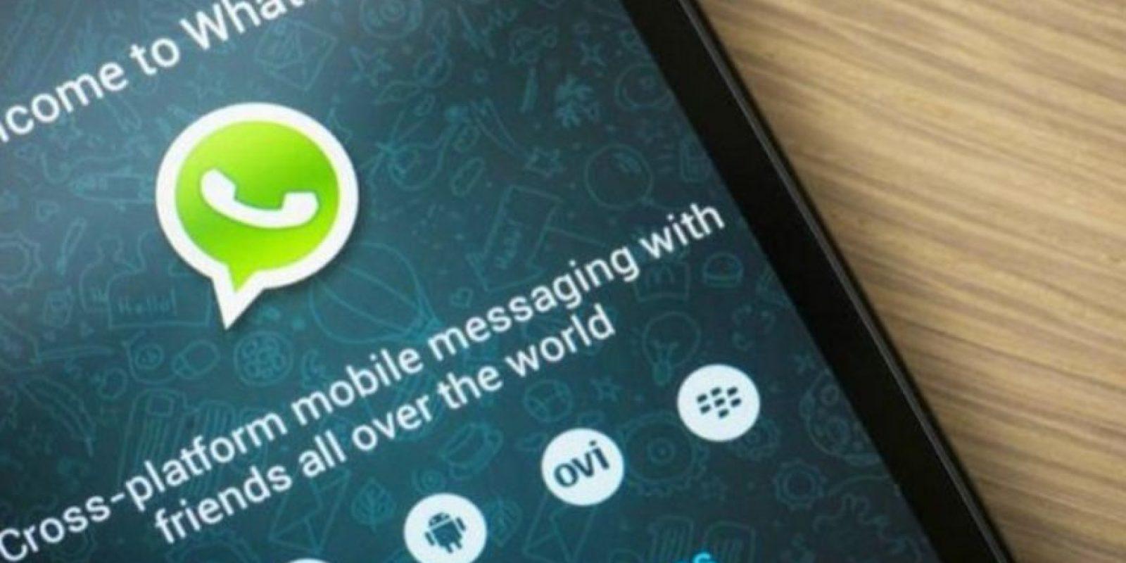 WhatsApp quiere seguir siendo la reina de la mensajería móvil. Foto:Tumblr