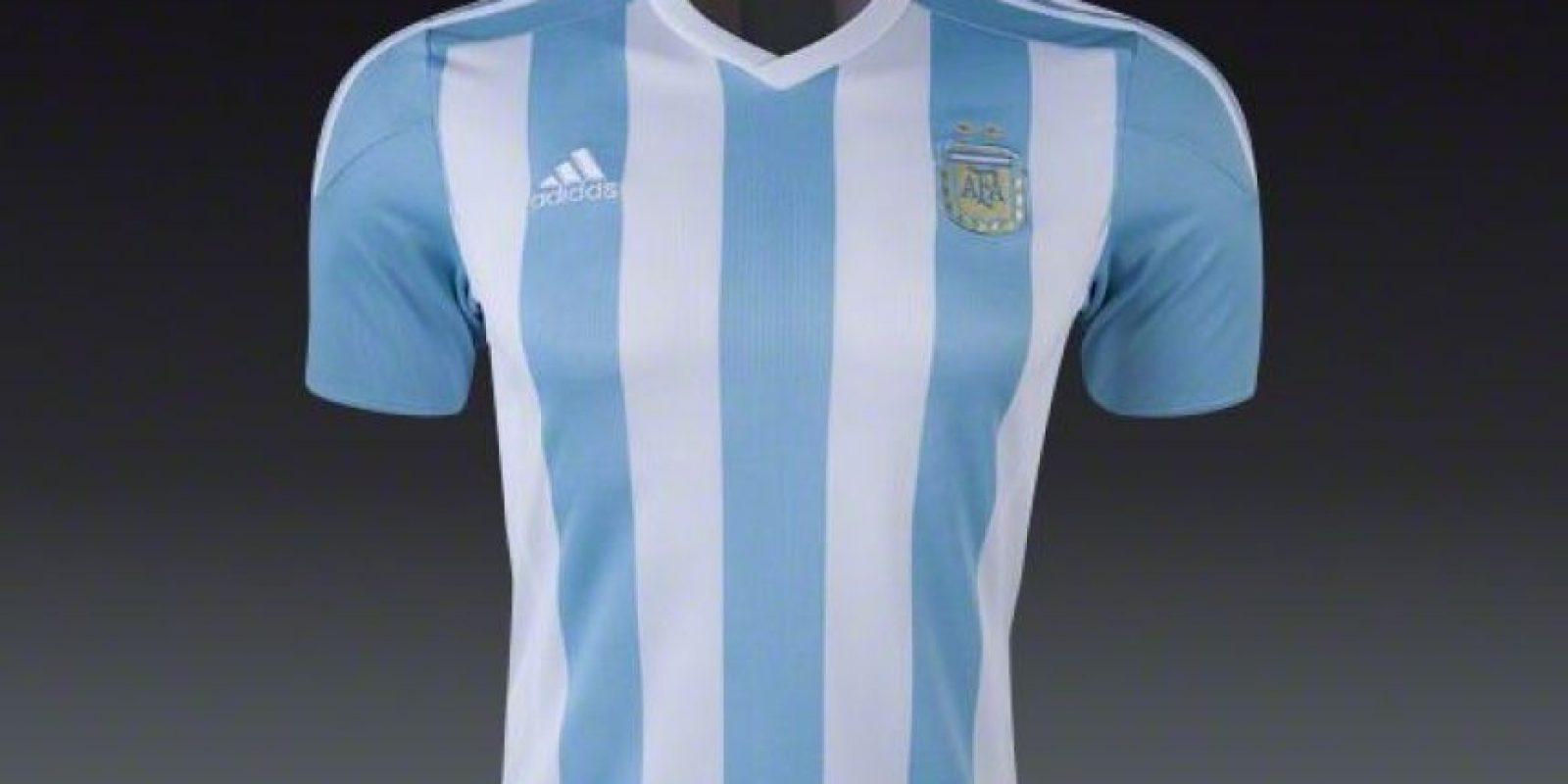 4. Argentina (Adidas) Foto:Adidas