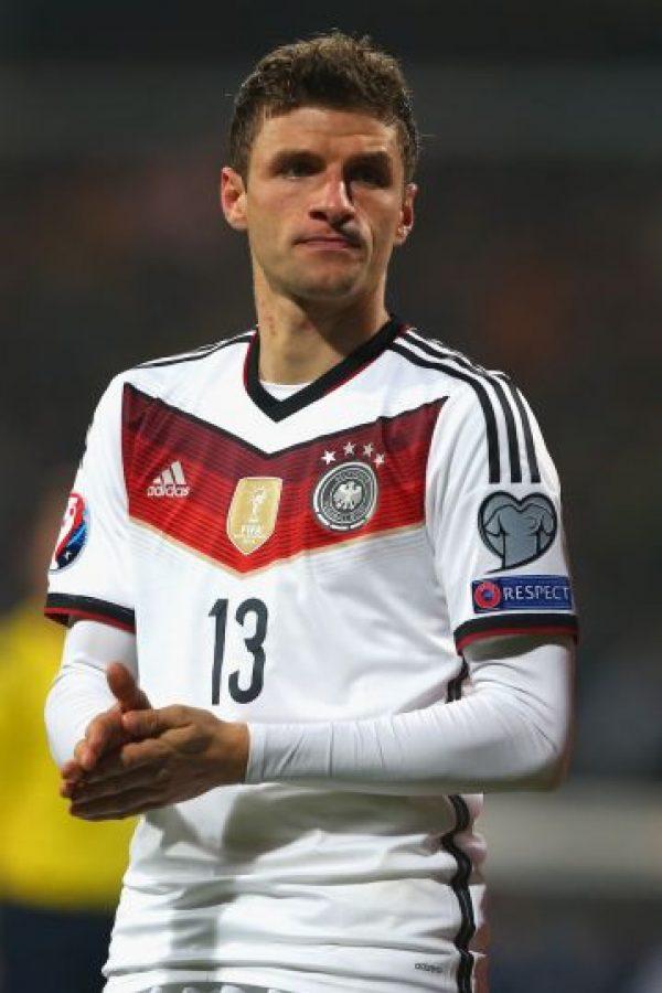 Con todo y sus nuevas cuatro estrellas, la camiseta de los campeones del mundo cuesta 90 dólares. Foto:Getty Images