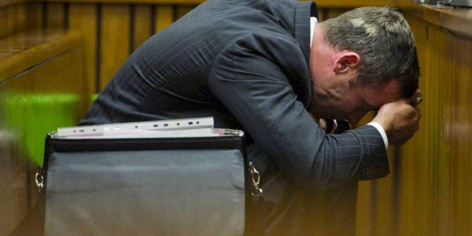 Aunque, por el momento, Pistorius seguirá en la cárcel. Foto:Getty Images