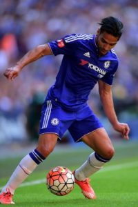 El colombiano juega en el Chelsea de Inglaterra Foto:Getty Images