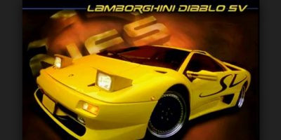 Lamborghini Diablo SV Foto:Wikicommons