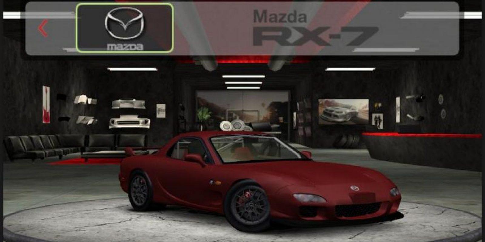 Mazda RX7 Spirit R Foto:Wikicommons
