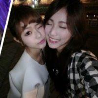 """Esta chica es la que """"le roba el sueño"""" a Wei, la cajera más guapa de McDonald's en Taiwán. Foto:Vía Instagram Wei Han"""