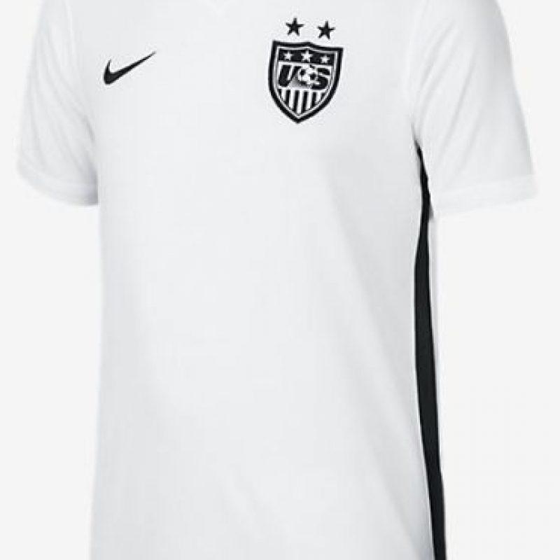 4. Estados Unidos (Nike) Foto:Nike