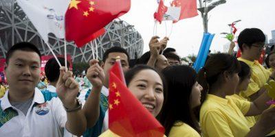 2. Ayudando en eventos deportivos Foto:AFP