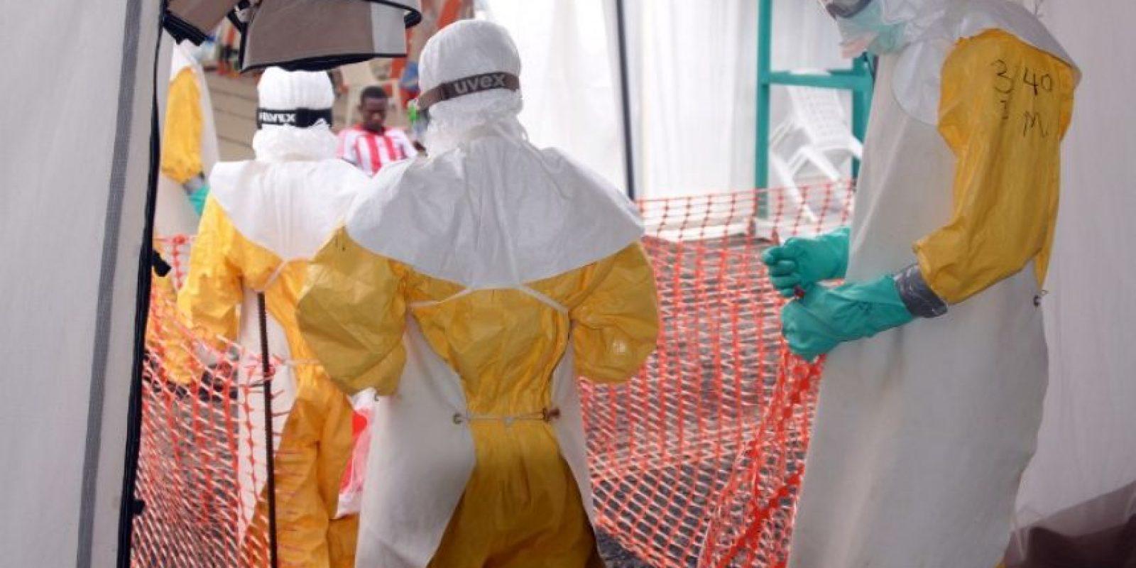 4. Trabajo para médicos Foto:AFP