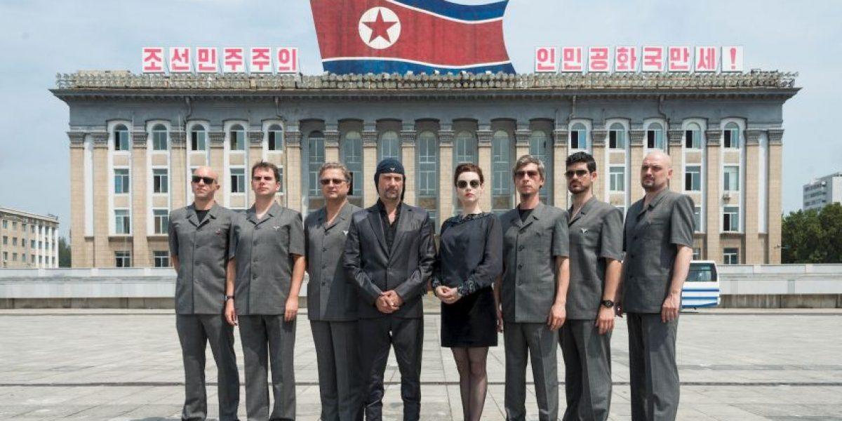 Conozca a la primera banda de rock que toca en Corea del Norte