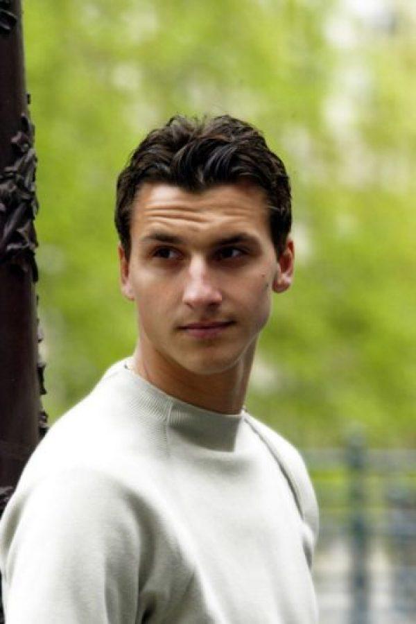 Tenía 18 años cuando debutó en el Malmo FF de Suecia. Foto:Getty Images