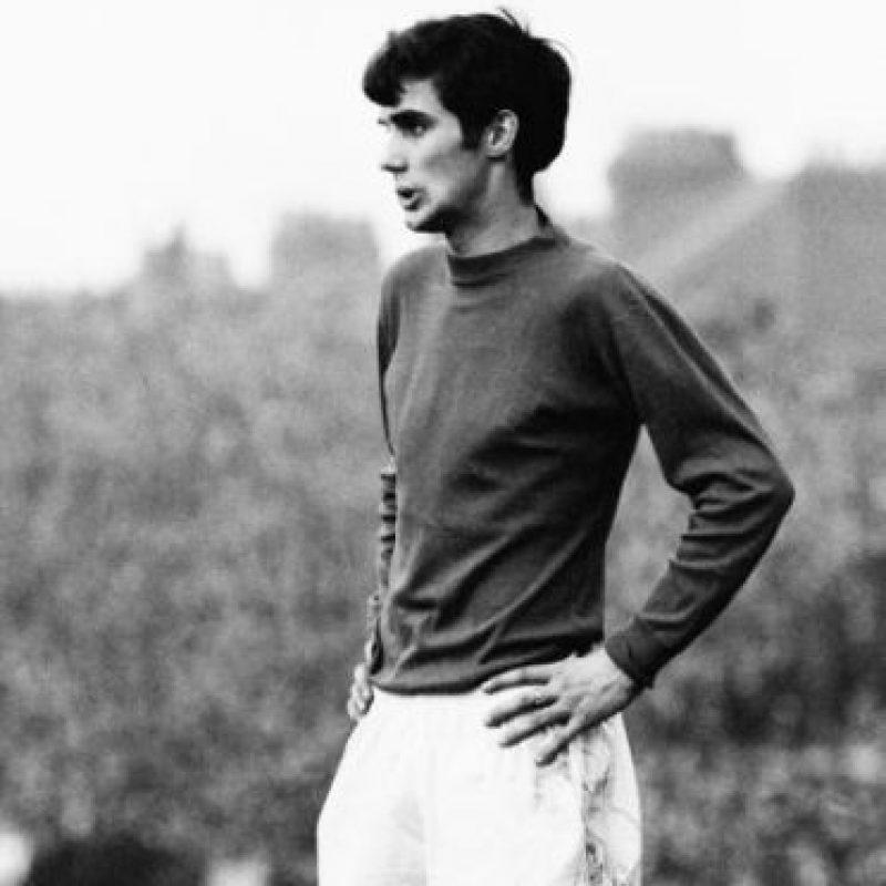 Debutó a los 17 años en el Manchester United. Foto:Getty Images