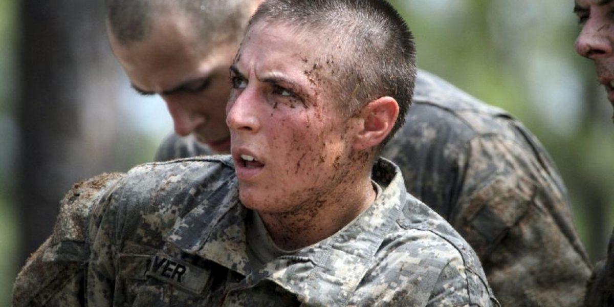 8 difíciles pruebas que superaron las dos mujeres Rangers