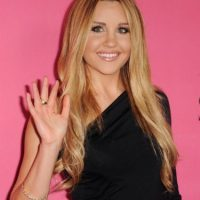 Su carrera como actriz iba en ascenso. Foto:Getty Images