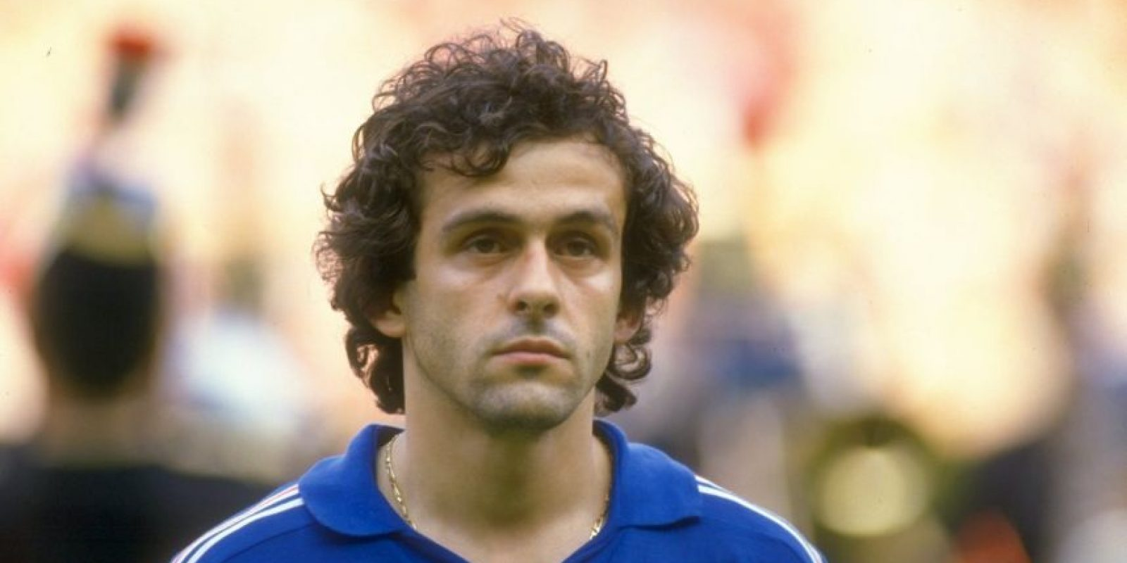 4. Michel Platini Foto: Getty Images
