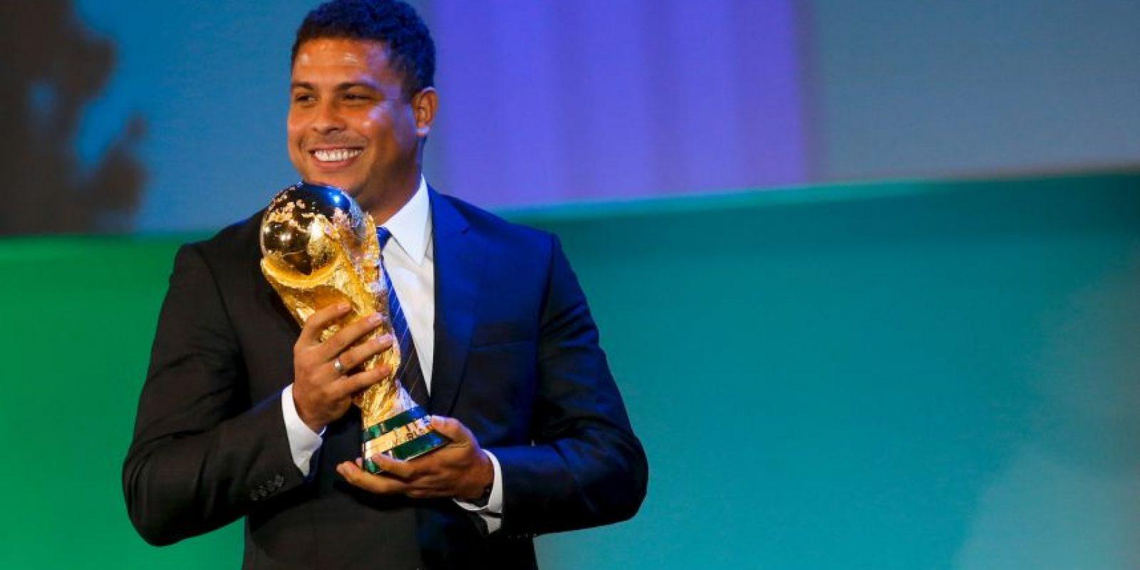 Fue campeón del mundo en 1994 y 2002 Foto:Getty Images