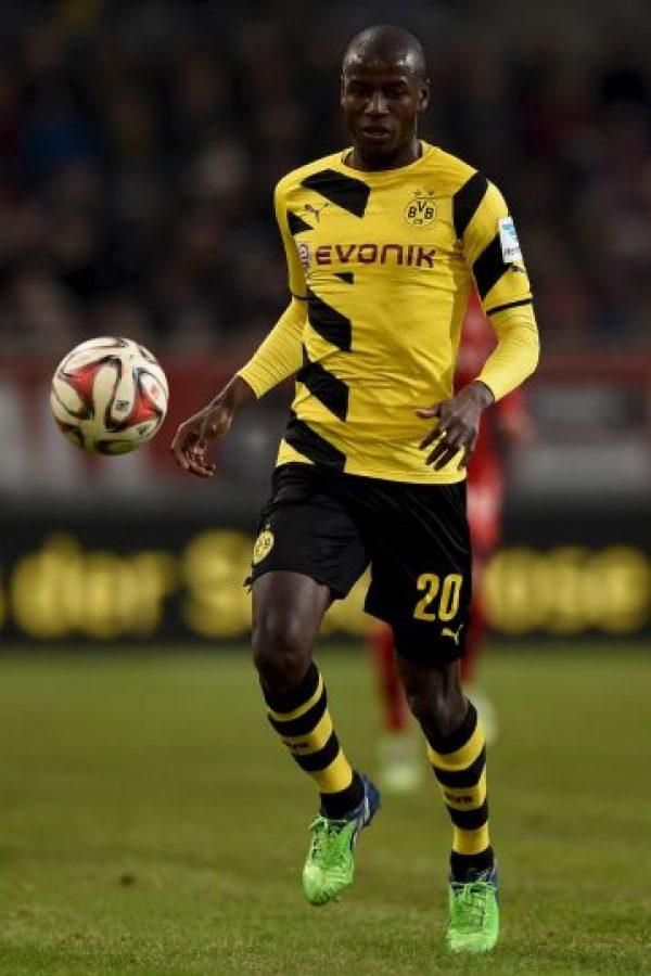 """Llegó en 2014 al """"BVB"""" para reemplazar al goleador Robert Lewandoski en el ataque del equipo, aunque una lesión en el tobillo lo dejó fuera de circulación a finales de la temporada, y ahora va por la revancha. Foto:Getty Images"""