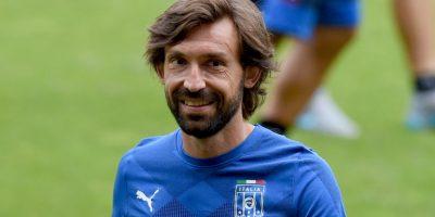 19. Andrea Pirlo (Italia) Foto:Getty Images